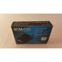AWS BCM-650 Scale