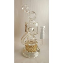 Mav Glass Double Chamber Recycler