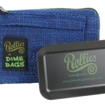 "Dime Bag Rollie 8"" Pouch"